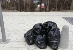 Trwa sprzątanie gminy