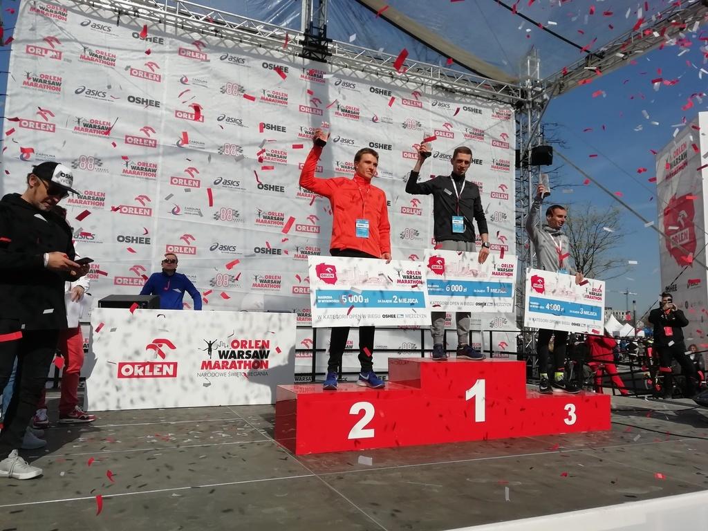 Orlen Warsaw Marathon - Oshee 10 km (link otworzy duże zdjęcie)
