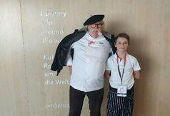 Uczniowie Zespołu Szkół nr 1 na ogólnopolskim konkursie kulinarnym