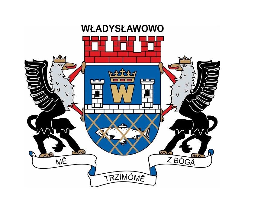 Herb Władysławowa (link otworzy duże zdjęcie)