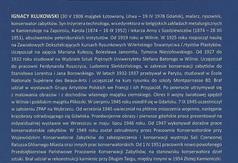 Marynistyka Wybrzeża Gdańskiego w pejzażu i portrecie - wystawa Ignacego Klukowskiego
