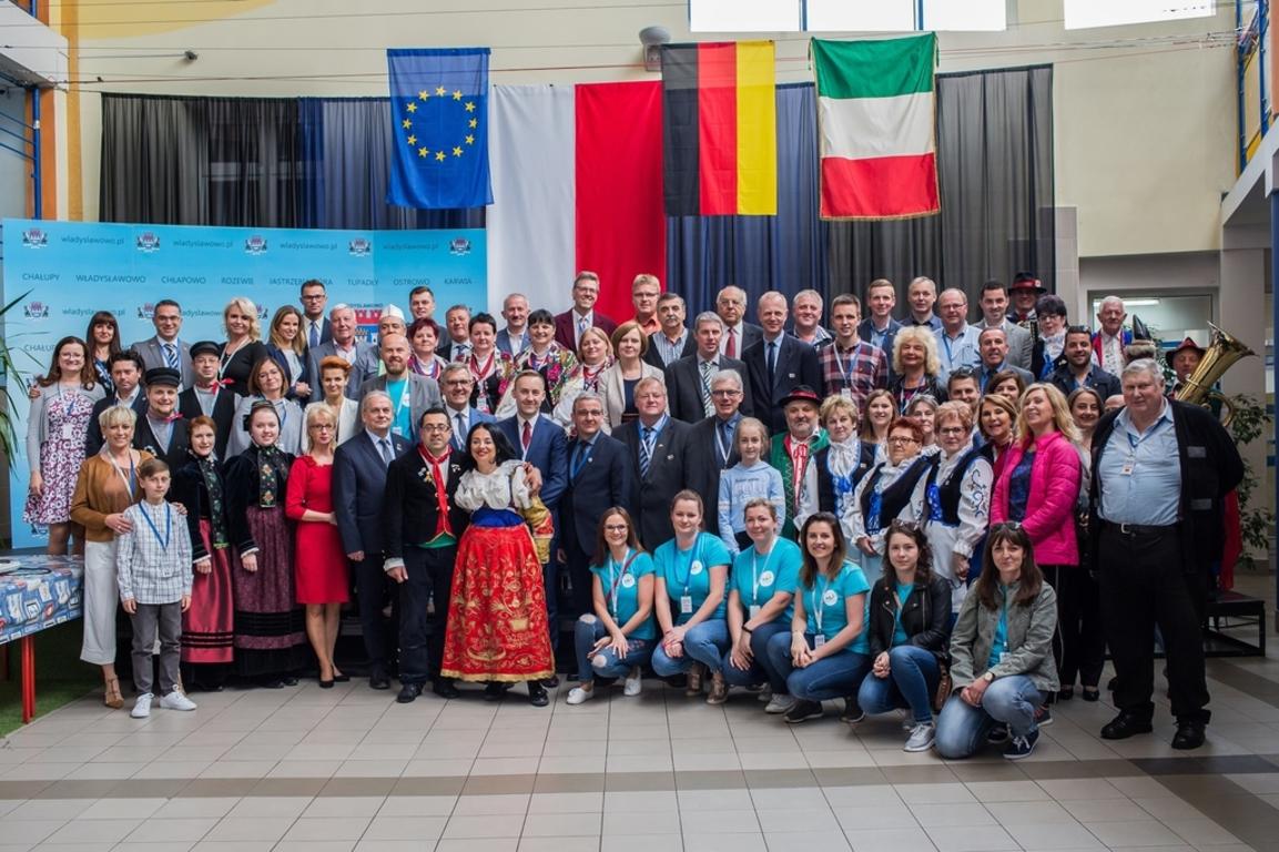 Udane Forum Miast Partnerskich (link otworzy duże zdjęcie)