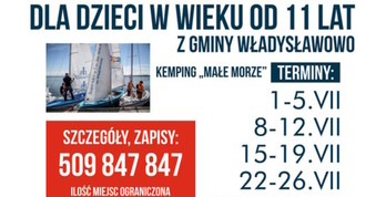 Półkolonie żeglarskie Władysławowo 2019
