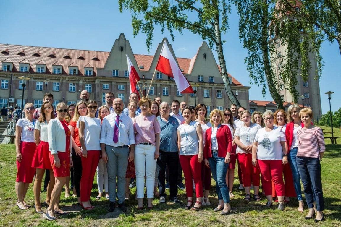 Obchody 4 czerwca we Władysławowie (link otworzy duże zdjęcie)