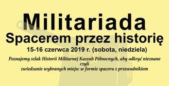 Militariada 2019 - odkryj nieznane