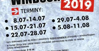 Bezpłatny kurs podstaw windsurfingu – Władysławowo - edycja 2019