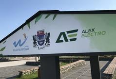 Elektroławka na Szotlandzie