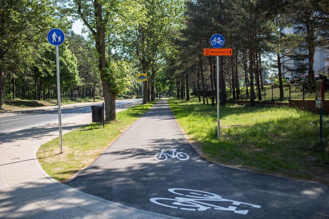 Autostrada rowerowa otwarta! (link otworzy duże zdjęcie)