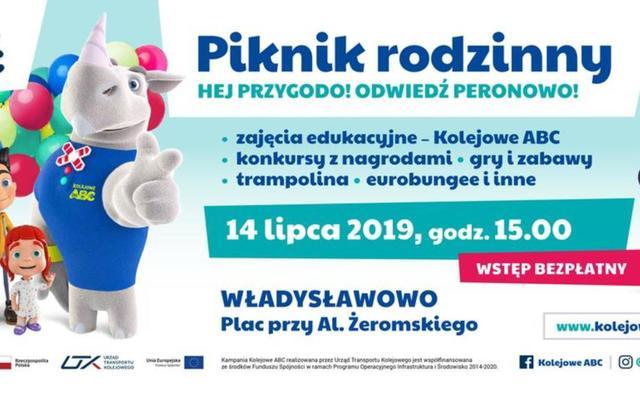 Piknik rodzinny we Władysławowie
