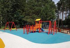 II etap budowy Skweru w Ostrowie zakończony