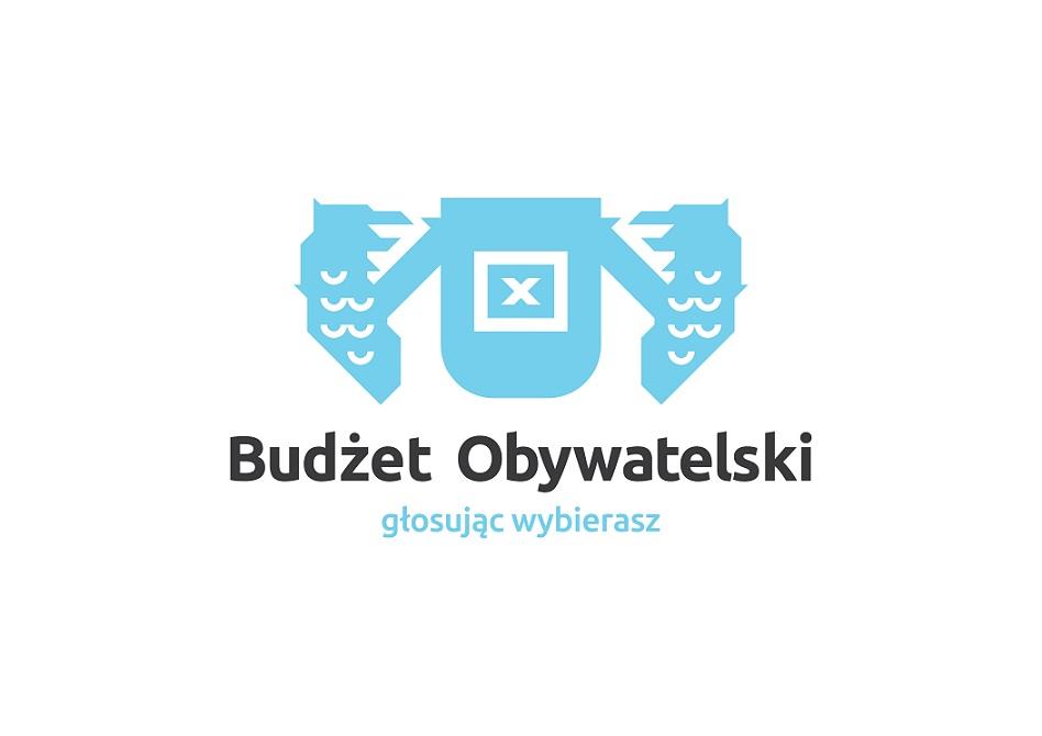 Logo Budżetu Obywatelskiego 2019 (link otworzy duże zdjęcie)