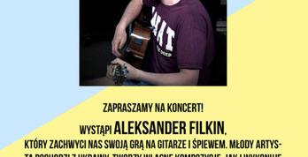 Spotkania ze Sztuką - Aleksander Filkin