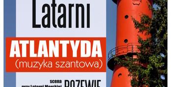 Koncert Dwóch Latarni, Rozewie 2019 - zespół Atlantyda