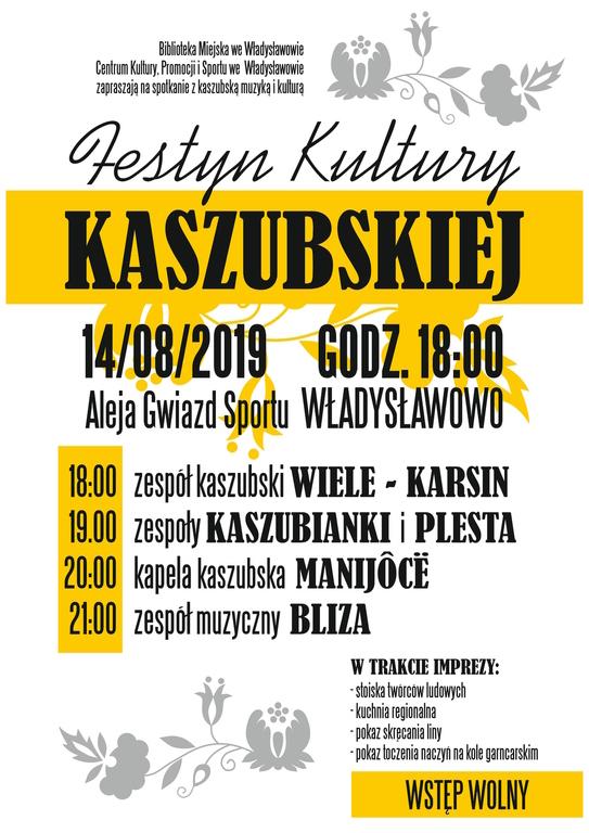Festyn Kultury Kaszubskiej - Władysławowo 2019 (link otworzy duże zdjęcie)