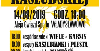 Festyn Kultury Kaszubskiej - Władysławowo 2019