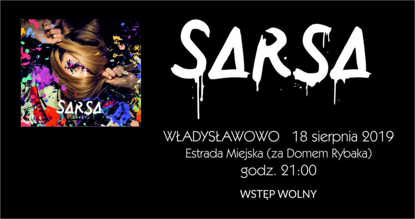 Koncert SARSA - Władysławowo 2019 (link otworzy duże zdjęcie)