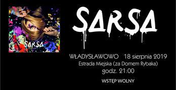Koncert SARSA - Władysławowo 2019