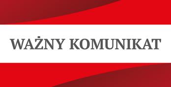 Komunikat o awarii rurociągu ściekowego w Oczyszczalni w Swarzewie