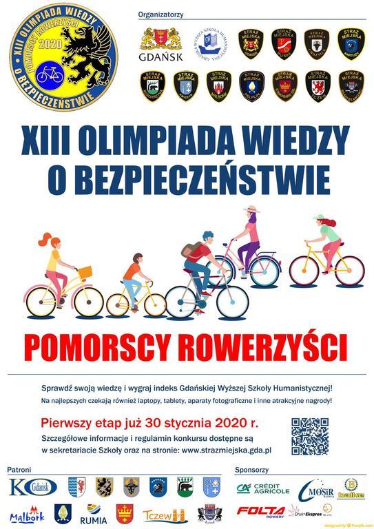 XIII Olimpiada Wiedzy o Bezpieczeństwie (link otworzy duże zdjęcie)