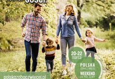 Weekend za pół ceny - Polska zobacz więcej
