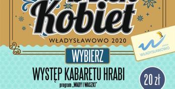 Dzień Kobiet 2020 w Gminie Władysławowo - kabaret Hrabi, Wspólne Świętowanie