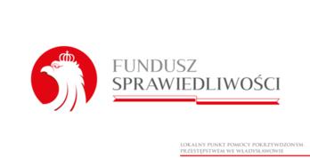Punkt Pomocy Pokrzywdzonym Przestępstwem we Władysławowie - baner