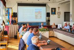 XX sesja Rady Miejskiej