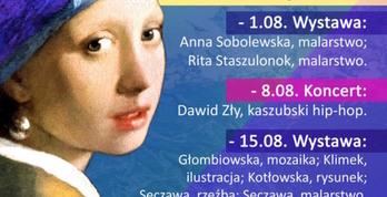 Spotkania ze Sztuką - sierpień 2020, Władysławowo