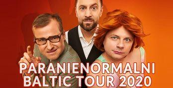 Kabaret Paranienormalni - Władysławowo 2020