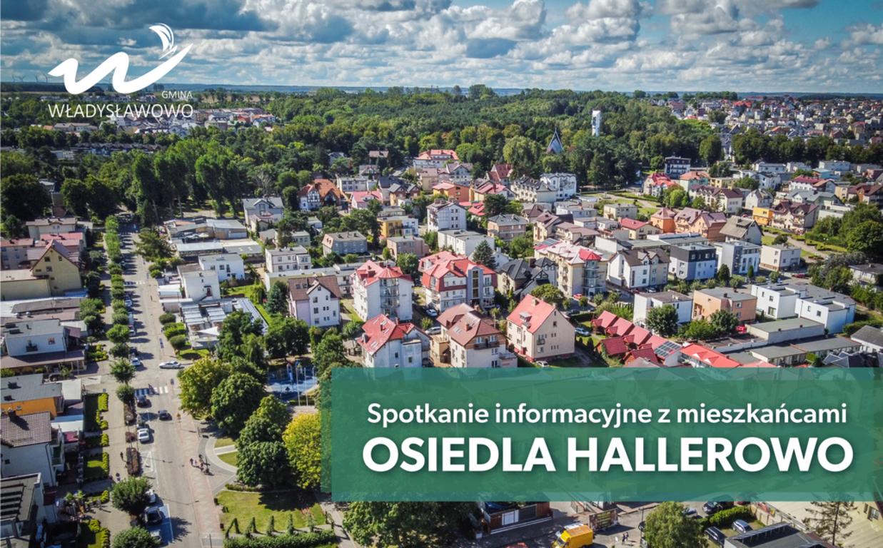 Spotkanie - Osiedle Hallerowo