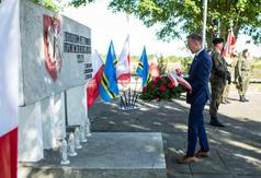 81. rocznica wybuchu II Wojny Światowej - obchody we Władysławowie