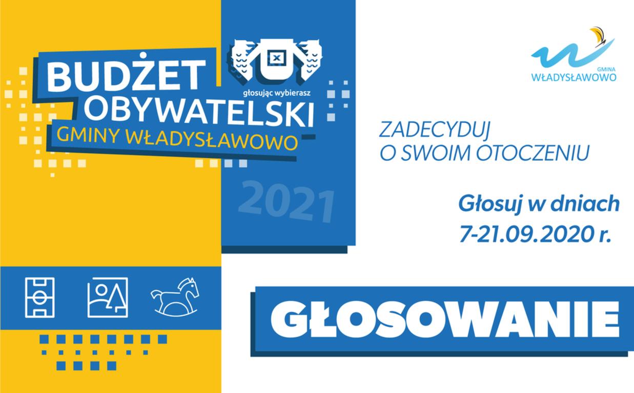 glosowanie budzet obywatelski 2021