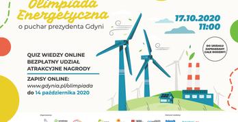 Rodzinna Olimpiada Energetyczna - plakat