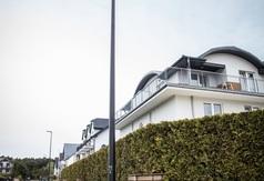 Lampa LED na ul. Śmiałej w Karwi