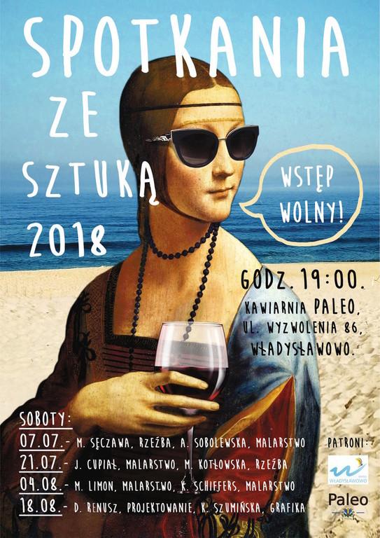 Spotkania ze sztuką - Władysławowo 2018