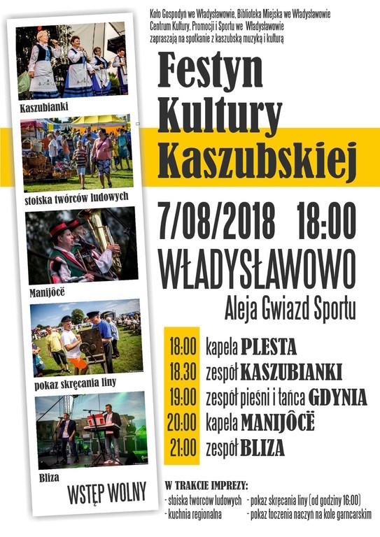 Festyn Kultury Kaszubskiej - Władysławowo 2018