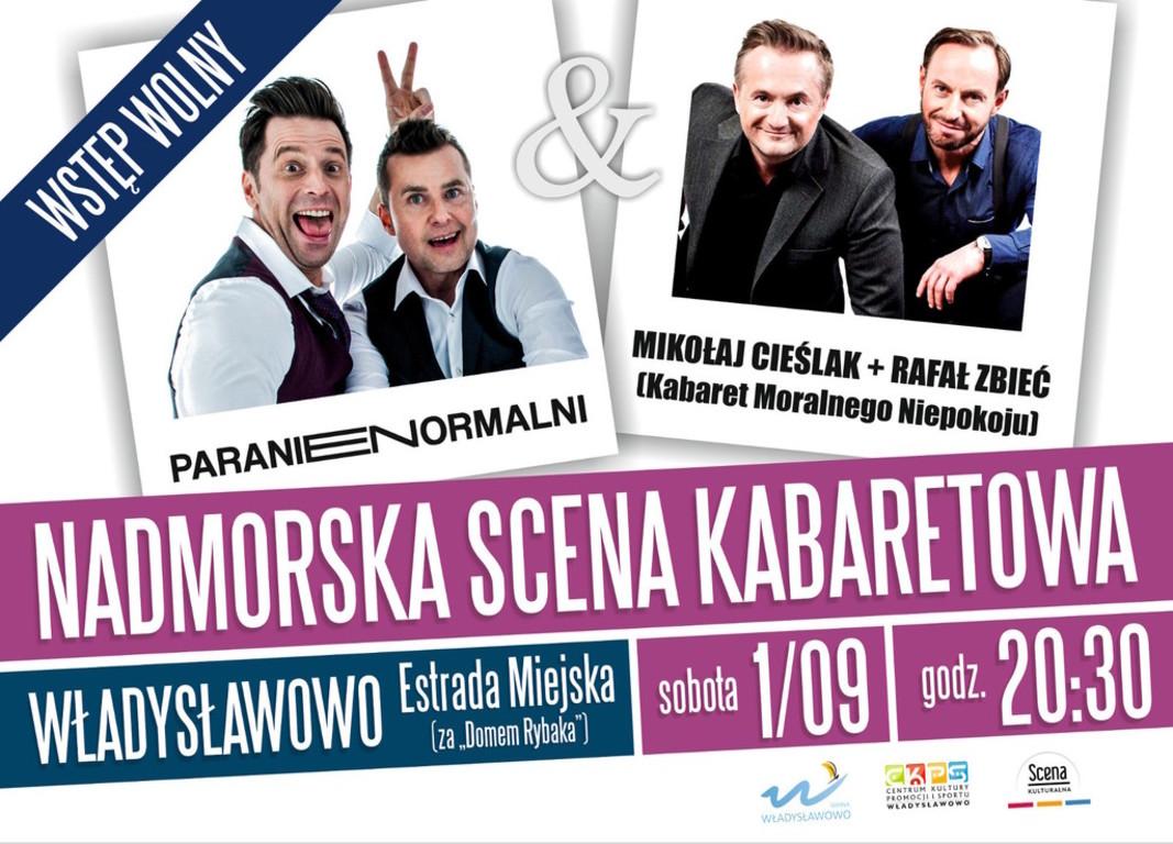 Nadmorska Scena Kabaretowa Władysławowo 2018