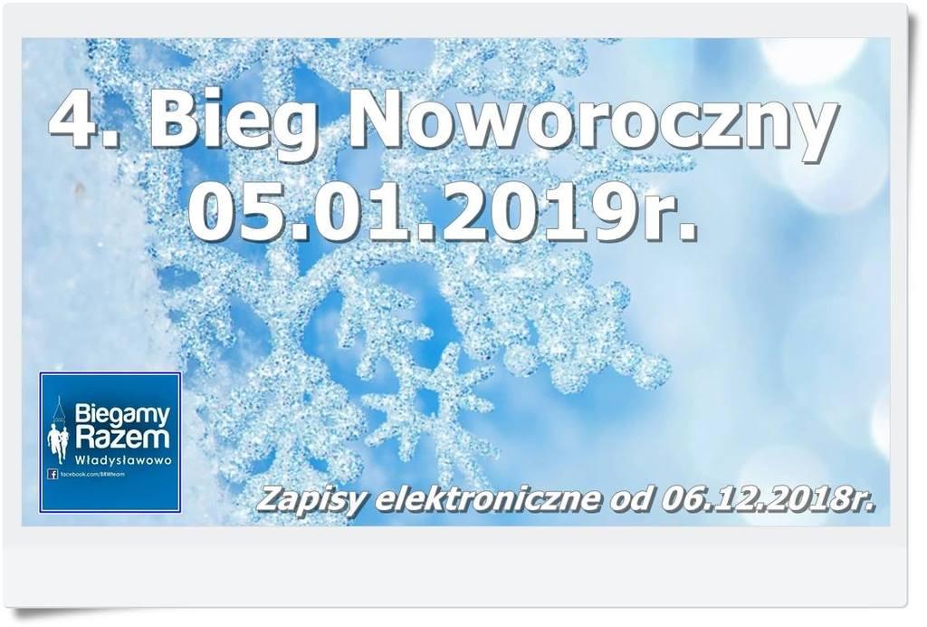4. Bieg Noworoczny z grupą Biegamy Razem Władysławowo