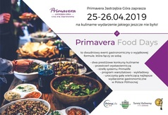 Primavera Food Days