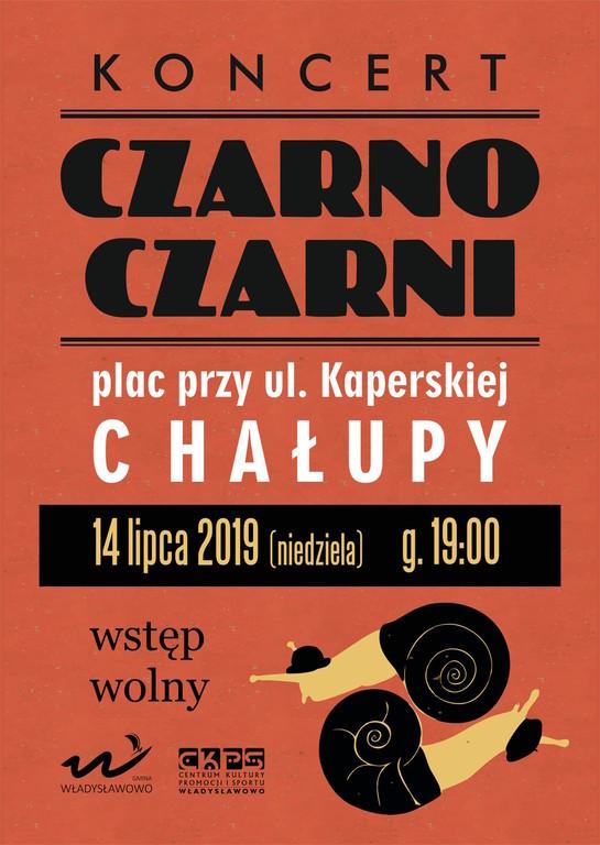 koncert Czarno-Czarni Chałupy 2019
