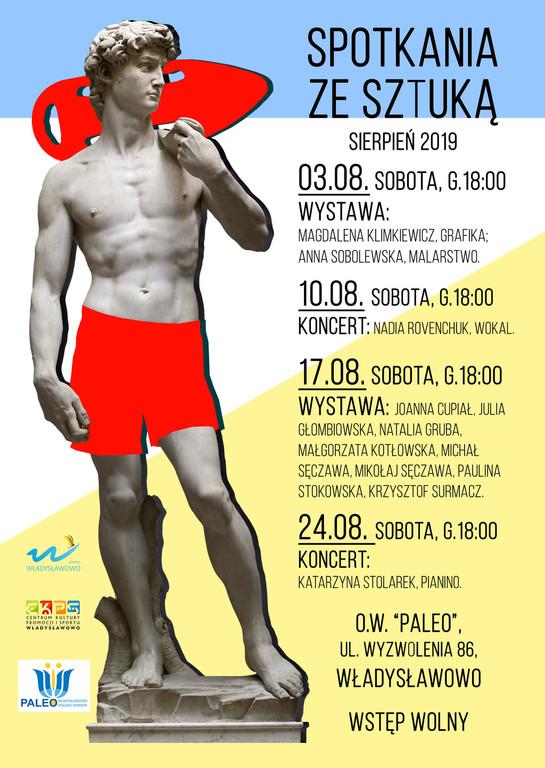 Spotkania ze Sztuką 2019, Władysławowo