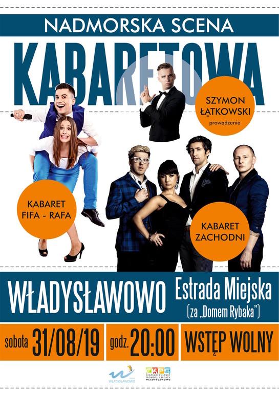 Nadmorska Scena Kabaretowa, Władysławowo 2019