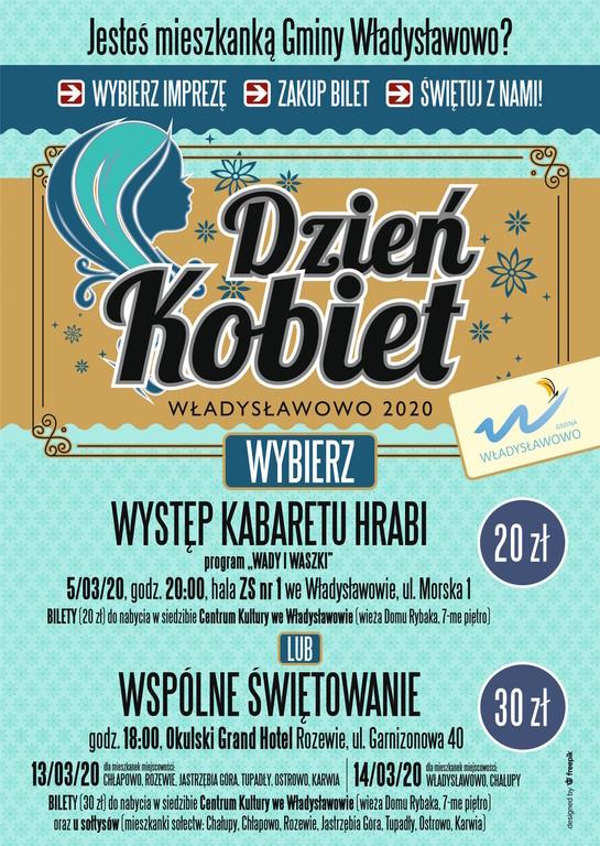 Dzień Kobiet 2020 Władysławowo: Wspólne Świętowanie w Rozewiu