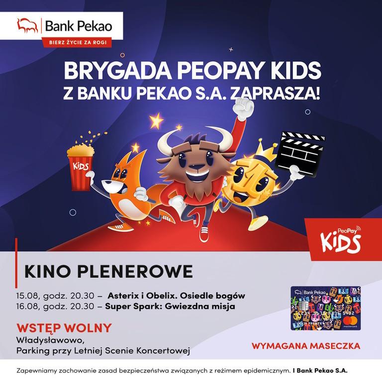 PeoPay Kino Familijne PKO S.A. Władysławowo