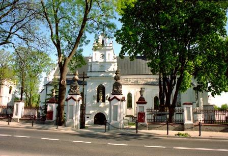 Kościół parafialny w WNMP