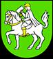 Zdjęcie przedstawia herb Urząd Gminy-Dzierzkowice