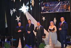 Na zdjęciu Proboszcz Parafii p.w. św. Jana Marii Vianneya w Polichnie Krzysztof Piskorski, Przewodnicz�