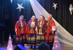 Na zdjęciu zespół śpiewaczy Blinowianki.