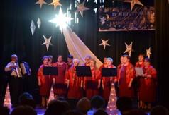 Na zdjęciu zespół śpiewaczy Och Baby z Zakrzówka.