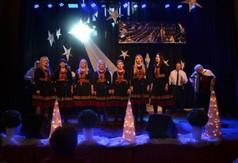 Na zdjęciu Kapela Kalina - Folk z Polichny.